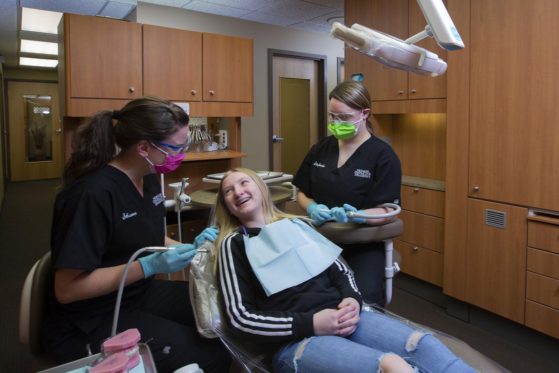 Munster Distinctive Dentistry | Dental Services Northwest